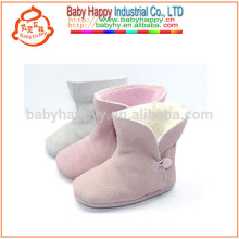 New arrival cheap winter plush shoes cute baby born boots