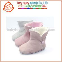 Новые прибытия дешевые зимние плюшевые ботинки милый ребенок родился сапоги