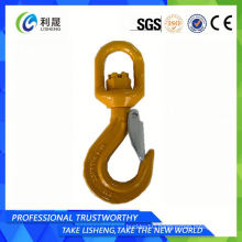 Swivel Self Locking Hook For Lifting