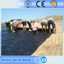 2.0mm HDPE Geomembrane, Waterproofing Membrane with GB Standard