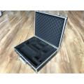 Aluminum Tool Case with Shakeproof Foam Insert