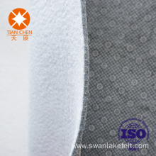 Good Needle Puncture Non Woven Pet Carpet Backing Fabric