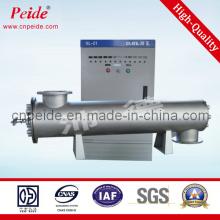 Esterilizador UV de la máquina de la esterilización de la agua potable de la casa
