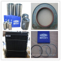 Oil Seal (front) , Cylinder Sleeve, Piston Ring, Radiator of Lovol