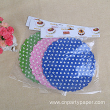 Eco-friendly Hot Selling Colourful Paper Doilies