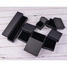 Aretes de joyas simples conjuntos de cajas de regalo