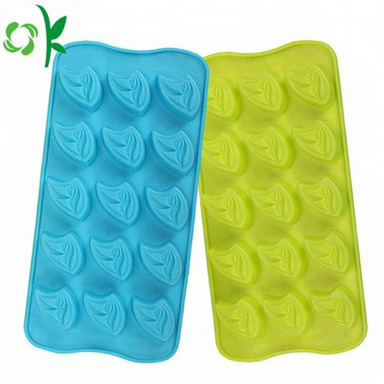 Flexible Silicone Ice Cube Trays