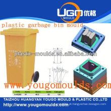Mofo de lixo de bambu e molde de lixo de plástico em 2013 em taizhou, zhejiang