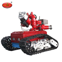 Control remoto con batería Robotic Fire Fighting