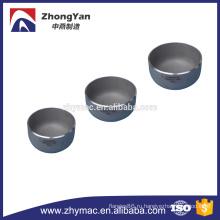ковки для ASTM a403 с wp316l колпачки из нержавеющей стали