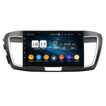 Accord 9 2017 bil stereo dvd-spelare