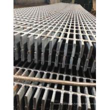 Não malha de aço galvanizada não tratada grelha painéis