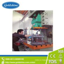 Fabricante de envase de aluminio