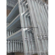 Farm Equipment Metal Fence Iron Fences Aluminum Guardrails