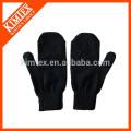 Wholesale winter acrylic knit mittens
