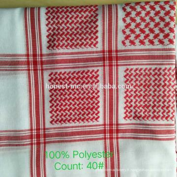 Foulard Yashmagh arabe en polyester pour hommes en gros