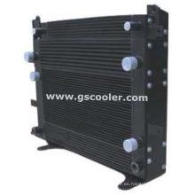Enfriador de barra de placa de aluminio para cargador de ruedas (B1004)