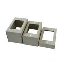 Fabricação de chapas metálicas de alta qualidade ou chapa metálica (JX0021)