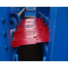 Machine de formage de rouleaux de toiture Dx 828