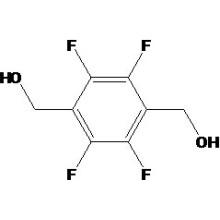 2, 3, 5, 6-tetrafluoro-1, 4-benzenodimetanol N. ° CAS: 92339-07-6