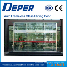 glass door operator sliding door operator