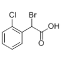 alpha-Bromo-2-chlorophenylacetic acid CAS 141109-25-3