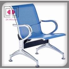 Bras d'attente en aluminium de la chaise d'attente de l'hôpital