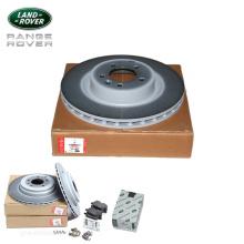 LR038934 China Brake Pad Factory Front Disc Brake Set Brake Rotor Disc For Land Rover