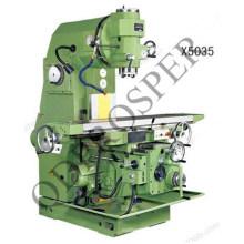 Top Quality CE Vertical Horizontal Universal Milling Machine (X5035)