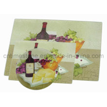 Tempered Glass Cutting Board (GCB-20121201)