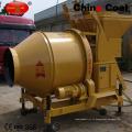 Электрический Барабан Цементного Бетона Машина Смесителя Питания