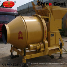 Semi Mobile Automatic Concrete Mixer with Pump