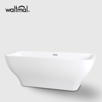 Vas Elegant Double Ended Bathing Freestanding