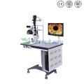 Nouvelle lampe à fente optique médicale médicale ophtalmologie numérique chinoise