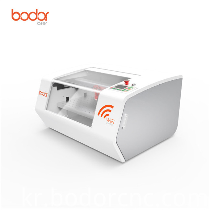 Wifi wireless control laser engraving machine
