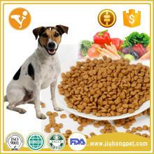 Alimentação orgânica aditiva gratuita OEM fornecedor de alimentos para animais a granel