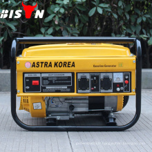 BISON Chine Taizhou Astra Korea 2.0KW Générateur d'essence avec 168f moteur à essence