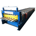 Trapezoida PPGI Sheet Roof Tile Making Machine
