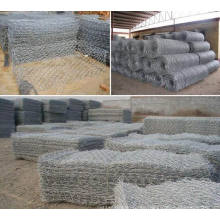 Galfan Wire Mesh Gabion Basket Reno Mattress
