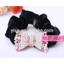 Хрустальные аксессуары для свадебных волос в волосах bnads