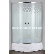 Simple Bathroom Shower Room Cabin (E-01P High tray)