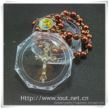 Packing Box, Rosary Box, Religious Box, Rosaries + Box for South America (IO-p030)