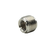 Adaptador de metal de 5/8 polegadas macho para fêmea Mic Screw