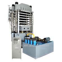 EPDM foam sheet molding machine