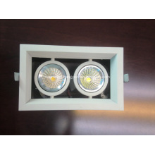 32W high power high brightness 2000-2200LM 3000-6000K HOLE 255*130MM led bean container light