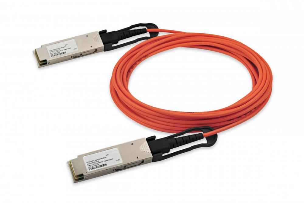 40G QSFP + AOC aktiv optisk kabel