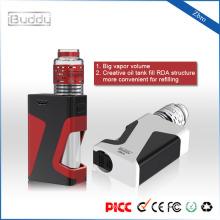 iBuddy Zbro 1300mAh 20-60W mods rda atomiseur boîte mod