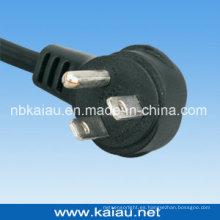 Cable de alimentación americano (KA-AMP-3P)