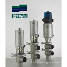 Sanitary Stainless Steel Cut-off Valve (IFEC-PR100002)
