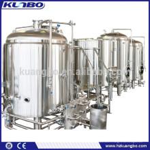 2000L équipement de brassage de matériel de microbrasserie